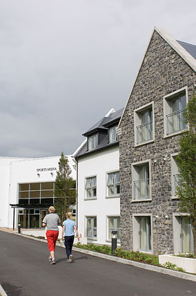 Breaffy International Sports Hotel, Castlebar, County Mayo